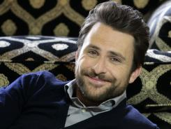 """It's Always Sunny in Philadelphia"" actor Charlie Day stars opposite Jennifer Aniston in  ""Horrible Bosses,"" out Friday."