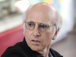 """Larry David says his 'Curb Your Enthusiasm' character is """"honest to a fault."""""""