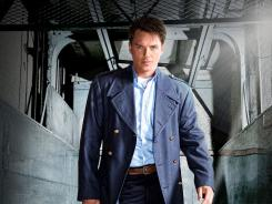 "Captain Jack Harkness (John Barrowman) investigates why death has taken a holiday on  ""Torchwood: Miracle Day."""