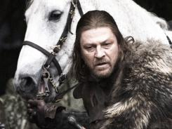Game of Thrones :  Sean Bean stars in HBO's popular series based on Martin's books.