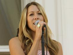Colbie Caillat shows maturity on her third album, All of You.