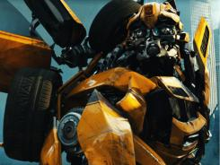 Bumblebee helps lead Transformers: Dark of the Moon to the top spot this weekend and the biggest grossing movie this year.