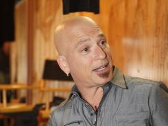 America's Got Talent judge Howie Mandel is on this week's No. 1 show.