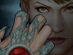 Tim Seeley begins writing the continuing adventures of Sara Pezzini starting in Witchblade issue 151.