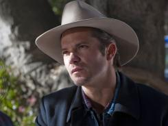 Timothy Olyphant stars in FX's 'Justified.'
