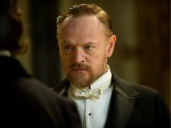 Jared Harris stars as  criminal mastermind Professor Moriarty in the sequel, due  in theaters Dec. 16.