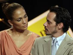 Seven years hitched: Jennifer Lopez and Marc Anthony announced on Friday that they are breaking up. They married in 2004 and are the parents of 3-year-old twins Max and Emme.