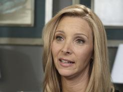 You've got three minutes:  Lisa Kudrow is an unlikable psychotherapist in  Web Therapy, which is mostly improvised.