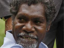 Australian actor David Ngoombujarra  died  in Fremantle, near Perth on Australia's west coast. He was 44.