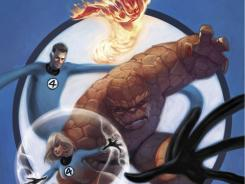 Fantastic Four: Season One kicks off an all-new line of original graphic novels next year from Marvel Comics.