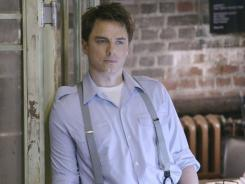 Captain Jack will take you home tonight: John Barrowman in the original BBC series.