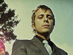 Aaron Bruno is a member of the band AWOLNATION.