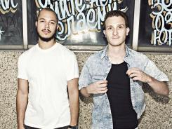 Josh Young and Curt Cameruci of Flosstradamus talk about Lollapalooza.