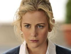 Rachael Carpani is  reporting for duty on  Lifetimes new series 'Against the Wall.'