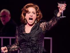 Patti LuPone will join fellow Broadway veteran Mandy Patinkin in a musical show that premieres Nov. 21.