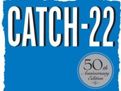 Former ad man Joseph Heller's Catch-22 was first published in 1961.