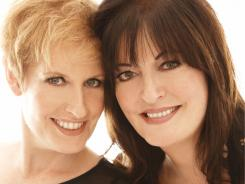Liz Callaway, left, and Ann Hampton Callaway perform classic songs on their 'Boom! Live At  Birdland'  album.