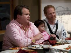 Eric Stonestreet and Jesse Tyler Ferguson star in 'Modern Family.'