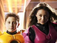 Meet the Spy Kids: Daryl Sabara, left, and Alexa Vega.