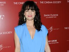 Gugino attends a special screening of 'Snow Flower and the Secret Fan' in New York.