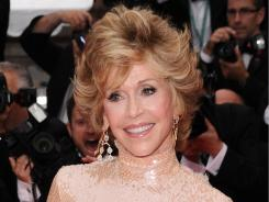 """Jane Fonda, photographed in May at the Cannes Film Festival in France, says older people """"know what we need. We travel lighter."""""""
