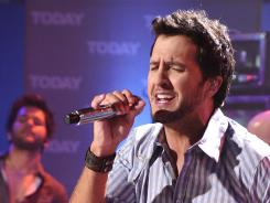 Luke Bryan  could be shaping up as the next big thing in country music.