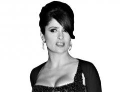 Salma Hayek was involved in every step  in creating her line of beauty products.