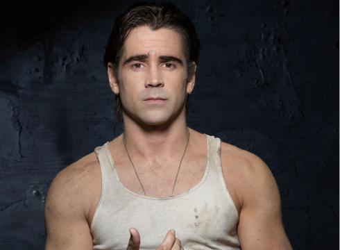 Colin Farrell Fright Night Working hard Colin Farrell