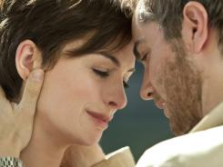 The film, adapted from a best seller, checks in with Emma (Anne Hathaway) and Dexter (Jim Sturgess) each July 15 since graduation.