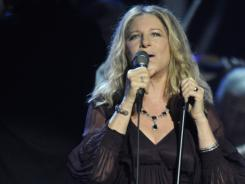 Barbra Streisand's What Matters Most showcases the music of  Alan and Marilyn Bergman.