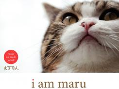 "I Am Maru is written by Maru's mysterious ""roommate,"" Mugumogu."