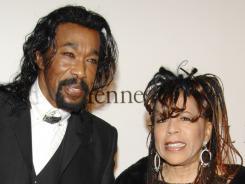 A mutual love:  Nick Ashford, who died Monday, and Valerie Simpson worked together for a decade before getting married.