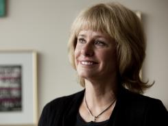 Kathy Reichs is one of several novelists  taking part in Operation Thriller.