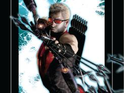Ultimate Hawkeye gets his own miniseries courtesy of writer Jonathan Hickman in Marvel Comics' Ultimate relaunch.