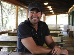 "Recognized, but not  too  much:  That's OK, Kyle Chandler says,  ""as long as people in Hollywood know"" so he can ""find material  that piques my interest."""