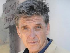 Craig Ferguson received a letter filled with white powder from overseas.