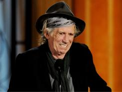 Keith Richards' memoir has sold over one million copies since it hit shelves last fall.