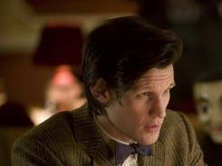 Matt Smith:   A dilemma for  The Doctor.