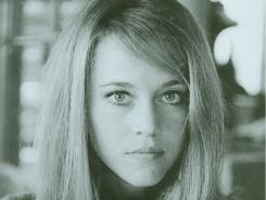 Jane Fonda at 23. The actress  had just begun to study with Lee Strasberg and was auditioning for the Actors Studio in New York.