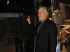 9/11: Ten Years Later:  Robert De Niro hosts this special that updates a remarkable documentary.