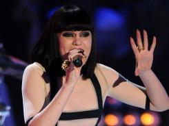 Singer Jessie J performs  during the 2011 MTV Video Music Awards in Los Angeles.