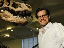 Bones of the story:  Brian Selznick's  Wonderstruck,  out Sept. 13, checks out the American Museum of Natural History in New York.