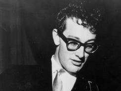 Buddy Holly, who would be turning 75 on Wednesday, is saluted in a new collection, Listen to Me.