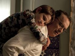 Extremely Loud and Incredibly Close :  Thomas Horn and Tom Hanks star along with Sandra Bullock in this story of a son who loses a father on 9/11.
