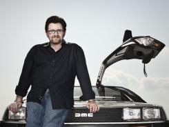 "Ernest Cline, author of ""Ready Player One."""
