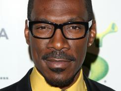Eddie Murphy is known for his raunchy standup comedy, but he'll keep it clean as the host of the Academy Awards.