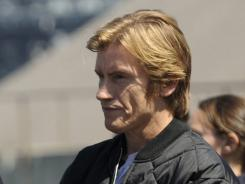 Pushing the limits:  Denis Leary as Tommy Gavin.
