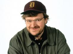 "Michael Moore says he's been ""aspiring to write some sort of literature for a long time."""