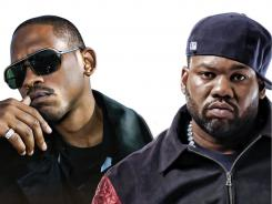 Kurupt, left, and Raekwon are featured on 'Samaryda,' the first single from 'The Academy.'