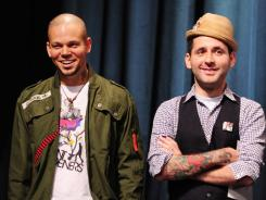 Calle 13 received a record ten nominations including album of the year and record of the year.